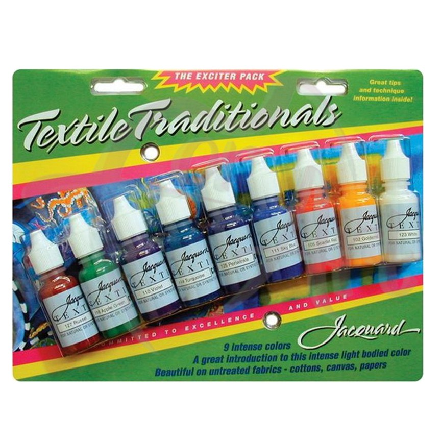 Jacquard краски для ткани купить percale